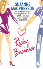 "5/13 (iBooks) 99¢ ""Risky Business"" by Suzanne MacPherson"