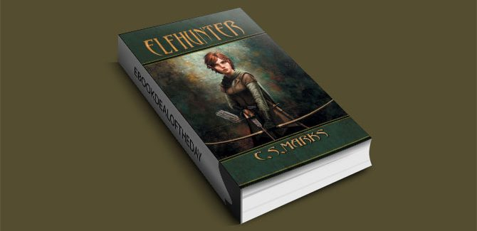 $2.99 Elfhunter (Tales of Alterra, the World that Is.) by C.S. Marks