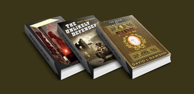 Three Free Fantasy Kindle Books for your Weekend GetAway!