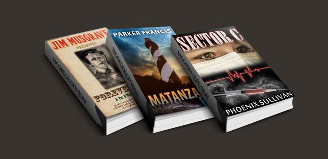 Free Three Mystery Kindle Books this Saturday!