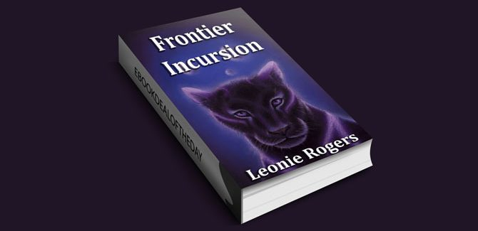 "$4.62 ""Frontier Incursion"" by Leonie Rogers"