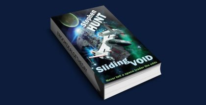 Sliding Void by Stephen Hunt