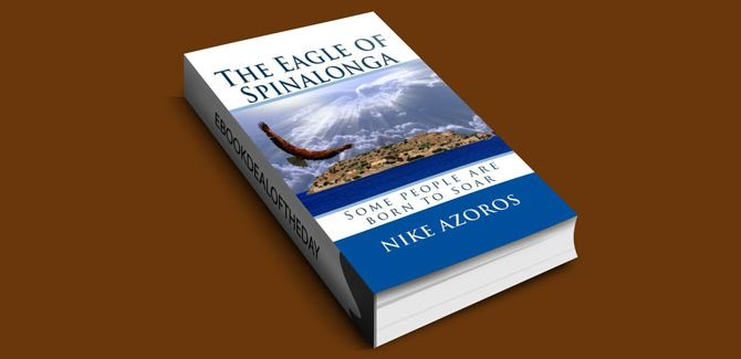 "$3.99 ""The Eagle of Spinalonga"" by Nike Azoros"