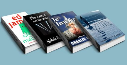 Free Four Kindle Books this Friday!