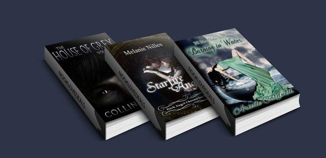Free Scifi & Fantasy Nook Books this Wednesday!