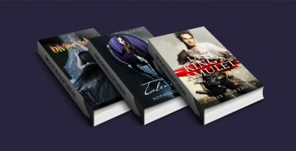 three fantasy/romance kindle books
