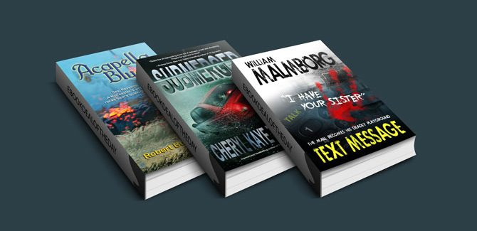 Free Three Thriller Kindle Books