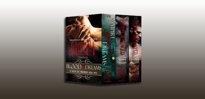 Blood & Dreams Sons of Navarus Box Set by Gabrielle Bisset