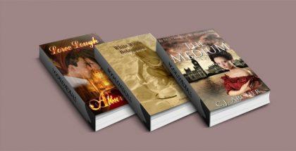 Three Free Fiction Nook Books this Monday!