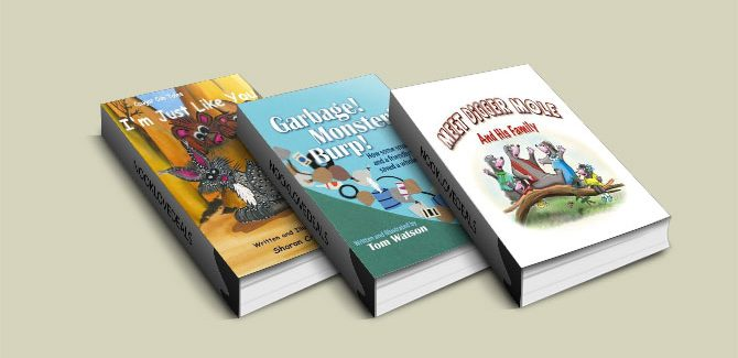 Free Three Children's Fiction Nook Books this Friday!