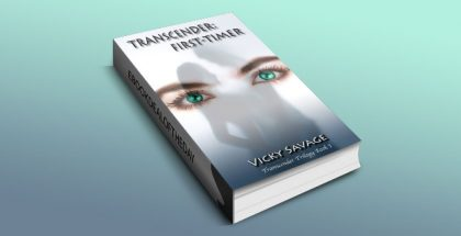 TRANSCENDER: First-Timer by Vicky Savage