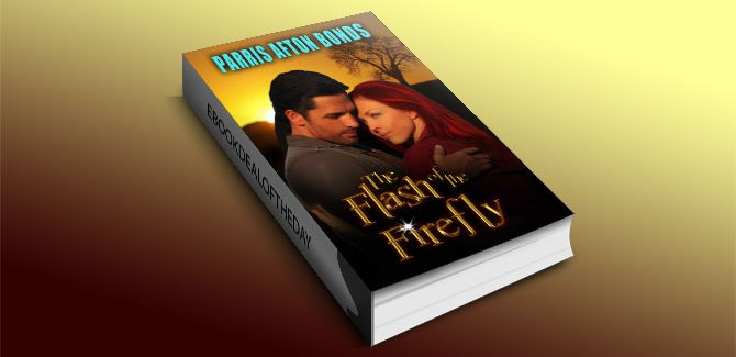 The Flash of the Firefly by Parris Afton Bonds