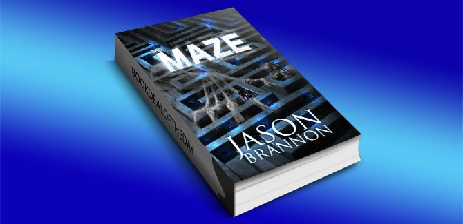 The Maze - The Lost Labyrinth by Jason Brannon