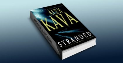 Stranded (Maggie O'Dell) by Alex Kava
