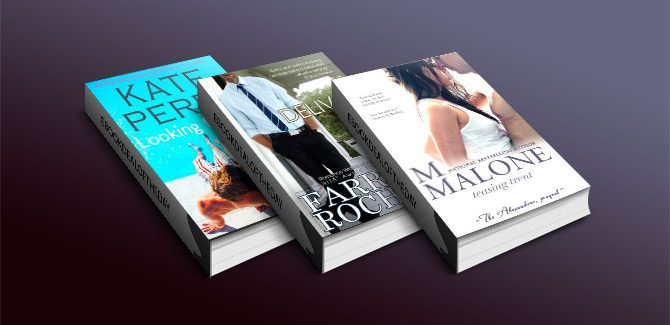 Free Three Contemporary Romance Kindle Books this Wednesday!