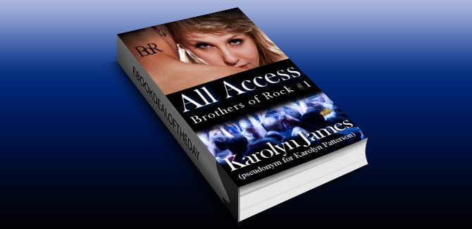 All Access (Brothers of Rock #1) by Karolyn James