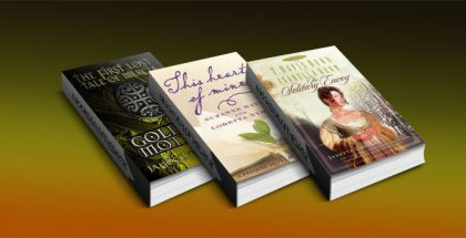 Free Three Historical Fiction Nook this Monday!