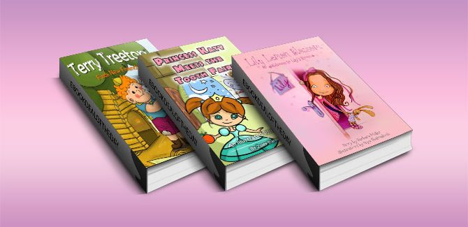 Free Three Children's Fiction Ebooks