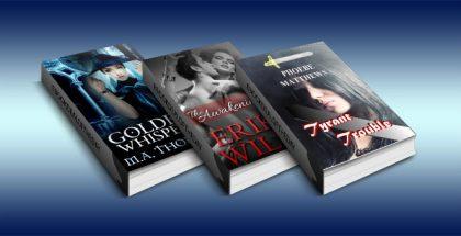 Three Free Kindle Books this Monday!