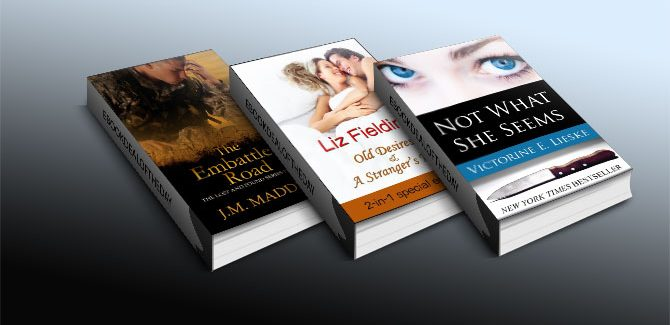 Free Three Romantic Fiction Kindle Books