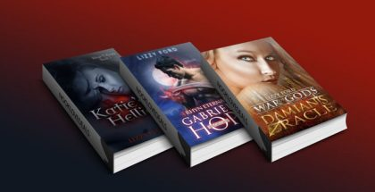 Free Three Paranormal Romance Books by Lizzy Ford