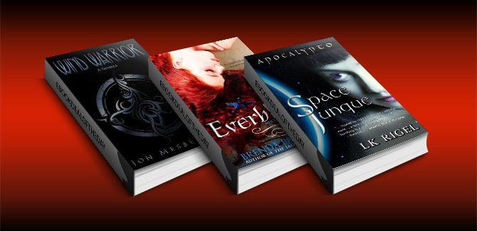 free scifi & fantasy kindle books