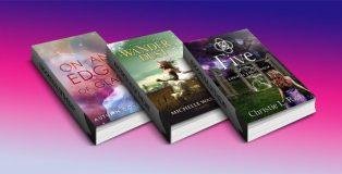 Free Three Kindle Books!
