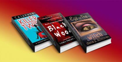 Free Three Mystery, Thriller & Suspense Nook books!