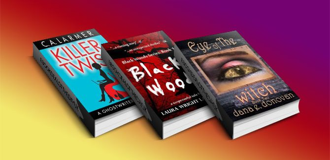 Free Three Mystery, Thriller & Suspense Nook books!