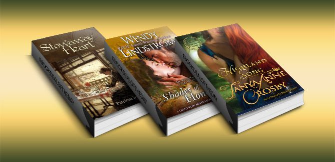 Three Free Historical Romance Kindle Books