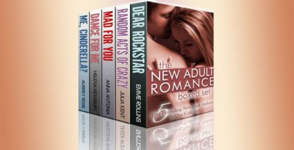 A New Adult Romance Boxed Set