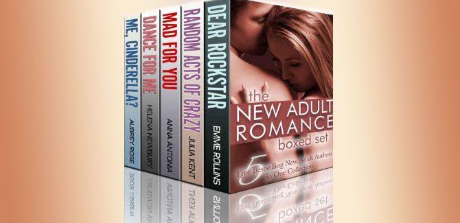 A New Adult Romance Boxed Set