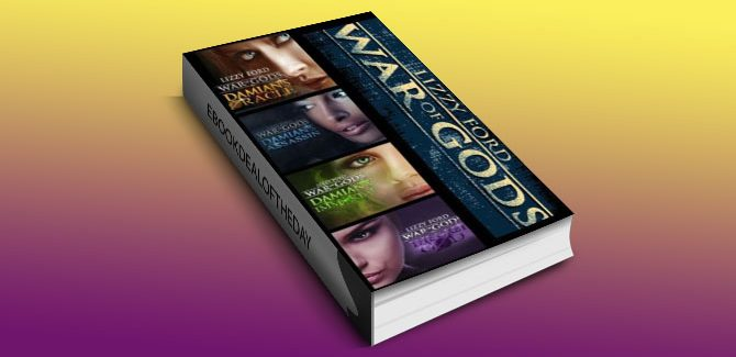 The War of Gods Box Set by Lizzy Ford