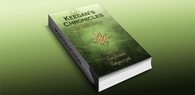 "$1.99 ""Keegan's Chronicles"" by Julia Crane"