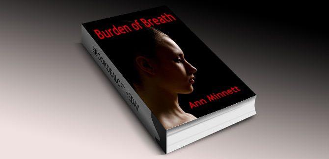 contemporay women's fiction, Burden of Breath by Ann Minnett