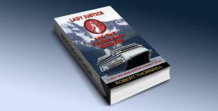 "murder and mystery kindle book ""Lady Justice and the Cruise Ship Murders:"" by Robert Thornhill"