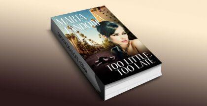"""a suspense, family saga ebook """"TOO LITTLE, TOO LATE"""" by Marta Tandori"""