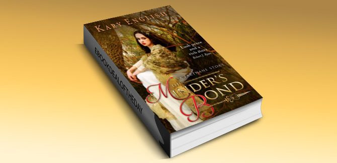 a fantasy romance ebook The Minder's Bond (Farthane Stories) by Kary English