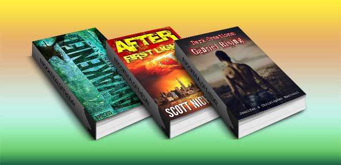 Free Three Kindle Books on Different Genres this Thusday!