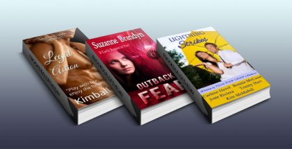 Free Three Romances Kindle Books!