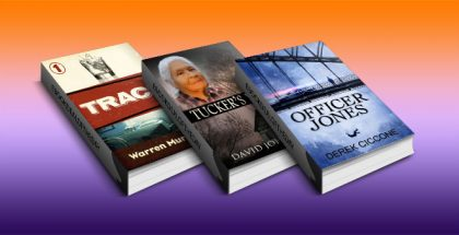 Three Free Suspense, Thrillers Kindle Books!