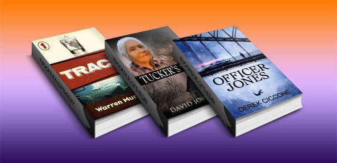 Three Free Suspense, Thrillers Kindle Books!