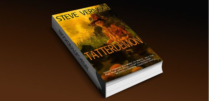 horror fiction, Tatterdemon by Steve Vernon