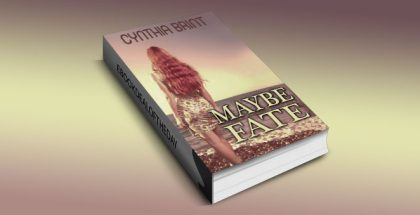 "a new adult romance ""Maybe Fate"" by Cynthia Brint"