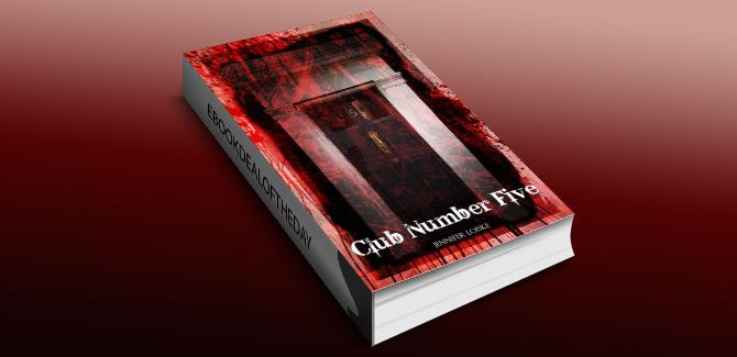 paranormal romance, Club Number Five by Jennifer Loiske