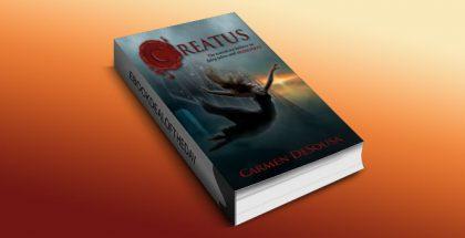 paranormal romance suspense, Creatus by Carmen DeSousa