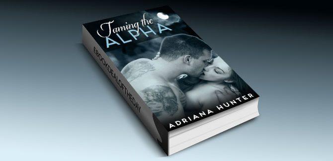 a werewolf BBW shifter romance Taming The Alpha by Adriana Hunter