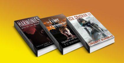 Free Three Science Fiction & Fantasy Nook Books!