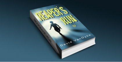 "a scifi thriller kindle book ""Reaper's Run (Plague Wars)"" by David VanDyke"