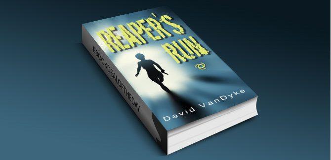 a scifi thriller kindle book Reaper's Run (Plague Wars) by David VanDyke